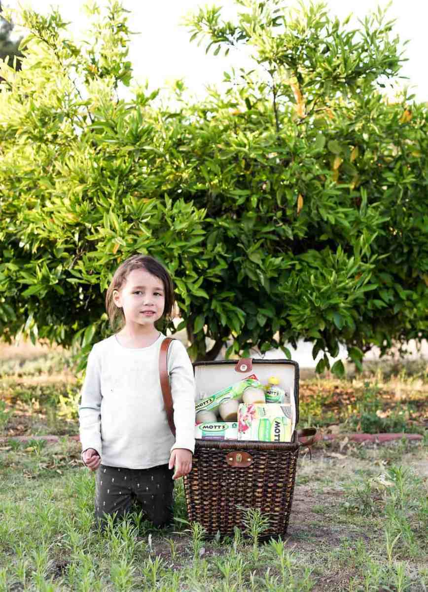 Watch Your Kid Grow with Mott's from Walmart #WatchMeGrow